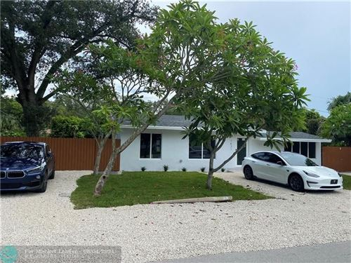 Photo of 1431 SW 29th St, Fort Lauderdale, FL 33315 (MLS # F10295590)