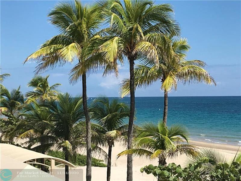 Photo of 3500 Galt Ocean Dr #715, Fort Lauderdale, FL 33308 (MLS # F10253590)