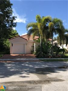 Photo of Listing MLS f10198591 in 6344 Duval Dr Margate FL 33063