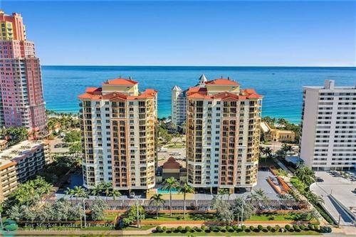 Photo of 2011 N Ocean Blvd #506, Fort Lauderdale, FL 33305 (MLS # F10265591)