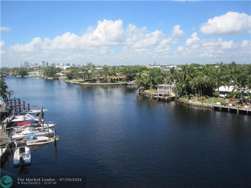 Photo of 1839 Middle River Dr #403, Fort Lauderdale, FL 33305 (MLS # F10293591)