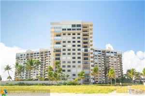 Photo of 4900 N Ocean Blvd #421, Lauderdale By The Sea, FL 33308 (MLS # F10155592)