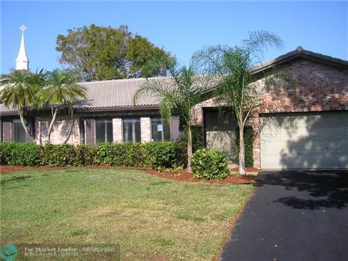 Photo of Listing MLS f10224595 in 1446 NW 113th Ter Coral Springs FL 33071