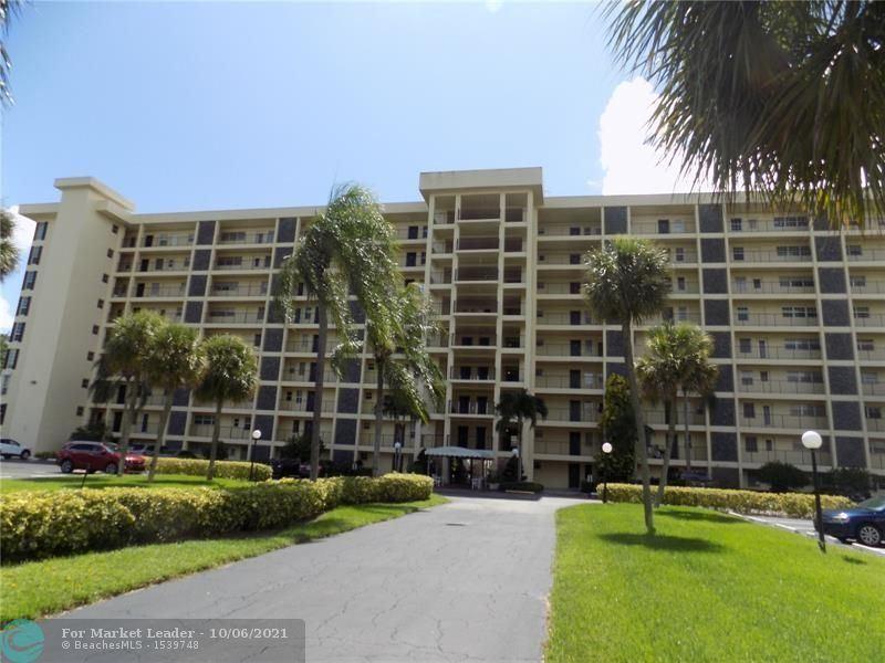 3100 N Palm Aire Dr #601, Pompano Beach, FL 33069 - #: F10303595