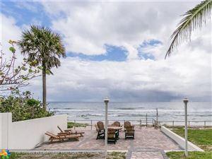 Photo of 1203 E Hillsboro Mile #9b, Hillsboro Beach, FL 33062 (MLS # F10094596)