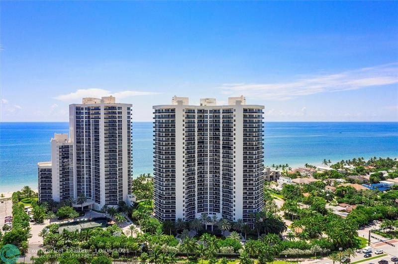 Photo of 3100 N Ocean Blvd #301, Fort Lauderdale, FL 33308 (MLS # F10299596)