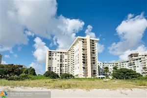 Photo of 1900 S Ocean Blvd #14T, Pompano Beach, FL 33062 (MLS # F10145597)