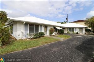 Photo of 4608 Seagrape Dr, Lauderdale By The Sea, FL 33308 (MLS # F10164597)