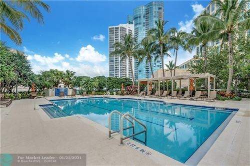Photo of 347 N New River Dr #2705, Fort Lauderdale, FL 33301 (MLS # F10235597)