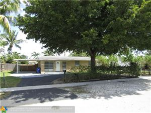 Photo of 3549 SW 16th St, Fort Lauderdale, FL 33312 (MLS # F10118598)