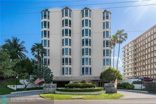 Photo of 1073 Hillsboro Mile #4S, Hillsboro Beach, FL 33062 (MLS # F10282599)