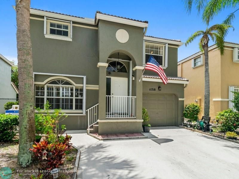 11718 NW 1st Ct, Coral Springs, FL 33071 - #: F10254599