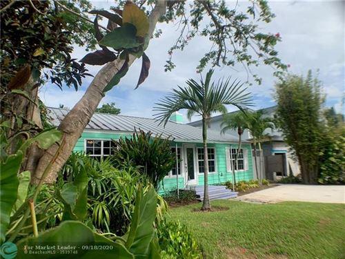 Photo of 739 NE 17th Way, Fort Lauderdale, FL 33304 (MLS # F10249601)