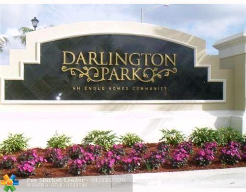 Photo of 9706 Darlington Pl, Cooper City, FL 33328 (MLS # F10212602)