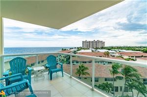 Foto de inmueble con direccion 6000 N Ocean Blvd #6E Lauderdale By The Sea FL 33308 con MLS F10189603