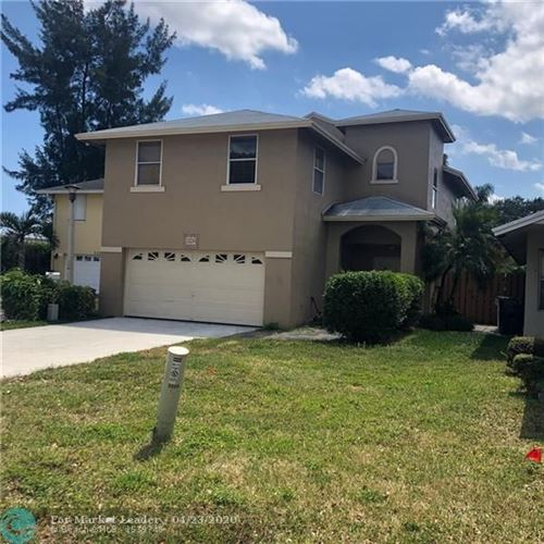 Photo of Listing MLS f10223603 in 3324 NW 23rd Ct Coconut Creek FL 33066