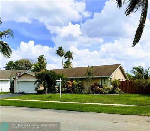 Photo of Listing MLS f10226603 in 9502 NW 46th St Sunrise FL 33351