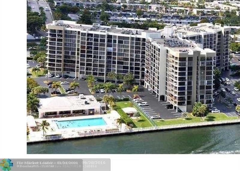 Photo for 600 Parkview Dr #802, Hallandale, FL 33009 (MLS # F10132603)