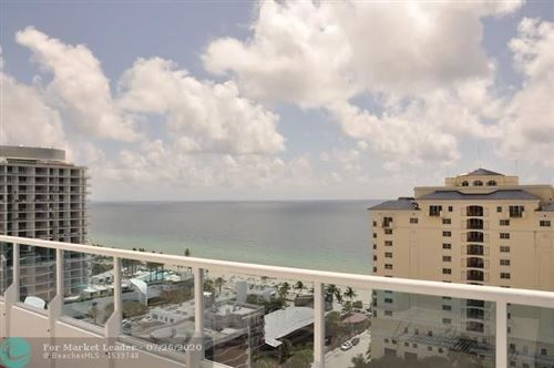 Photo of Listing MLS f10240604 in 600 N Birch Rd #603 Fort Lauderdale FL 33304