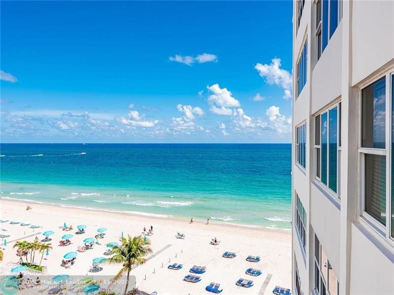 Photo of 3700 Galt Ocean Dr #704, Fort Lauderdale, FL 33308 (MLS # F10221605)