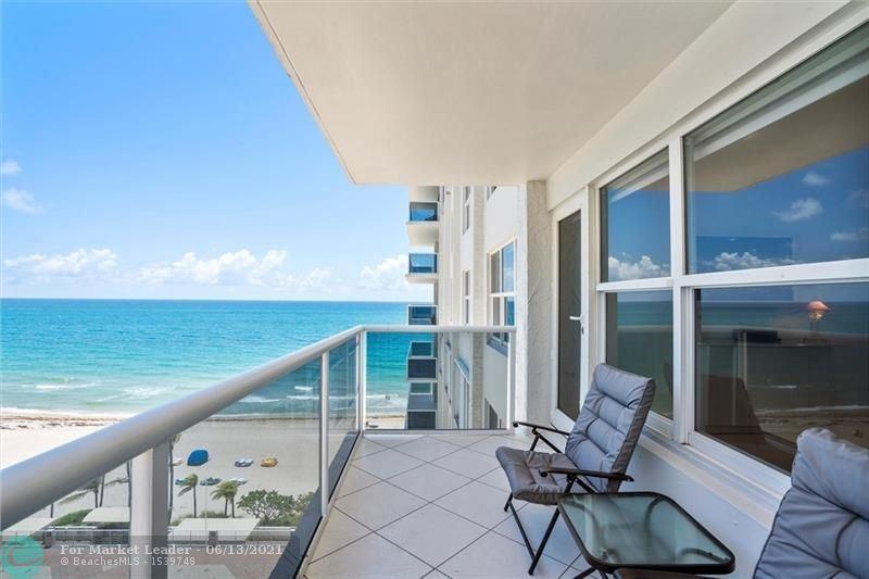Photo of 3500 Galt Ocean Dr #716, Fort Lauderdale, FL 33308 (MLS # F10288605)