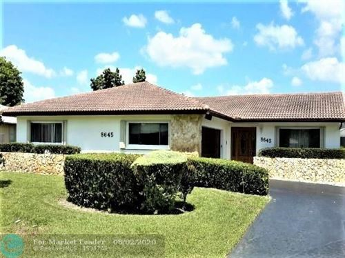 Photo of Listing MLS f10241607 in 8645 Ramblewood Dr Coral Springs FL 33071