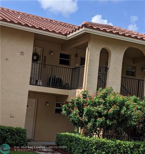 Photo of 9172 NW 40th St #103-2, Coral Springs, FL 33065 (MLS # F10242608)