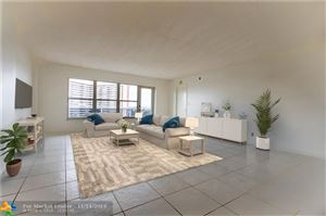 Photo of 3500 Galt Ocean Dr #509, Fort Lauderdale, FL 33308 (MLS # F10203609)