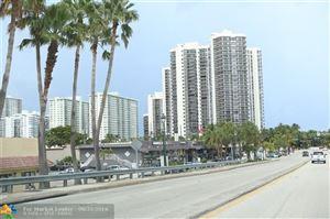 Photo of 3200 N Ocean Blvd #801, Fort Lauderdale, FL 33308 (MLS # F10137610)