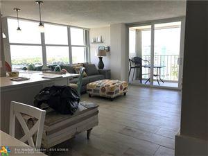 Photo of 111 Briny Ave #1911, Pompano Beach, FL 33062 (MLS # F10141610)