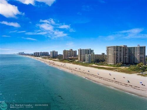 Photo of 1800 S Ocean Blvd #1310, Lauderdale By The Sea, FL 33062 (MLS # F10303610)