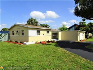 Photo of Listing MLS f10196611 in 3201 NW 43rd Ave Lauderdale Lakes FL 33319