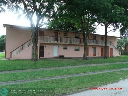 Foto de inmueble con direccion  North Lauderdale FL 33068 con MLS F10245611