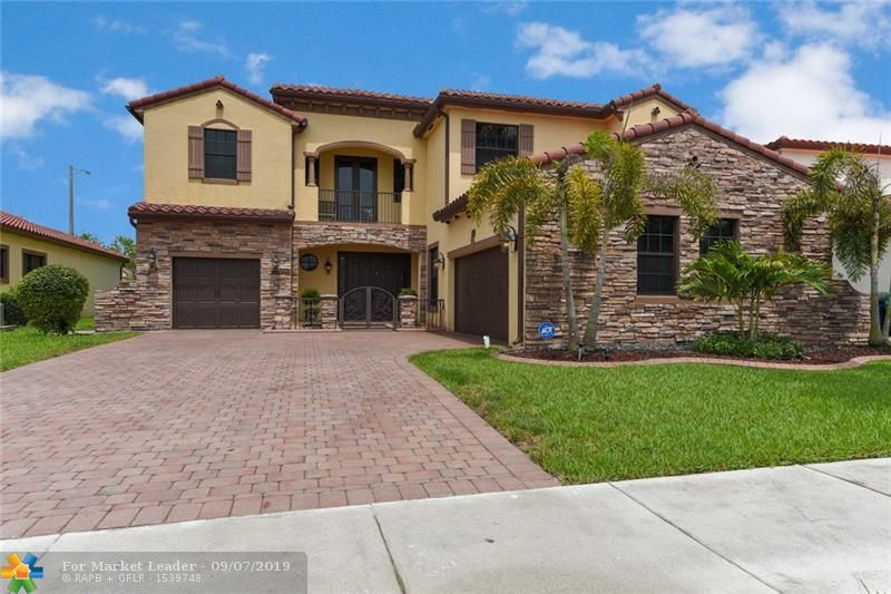 Photo for 4041 NW 87th Ave, Cooper City, FL 33024 (MLS # F10183611)