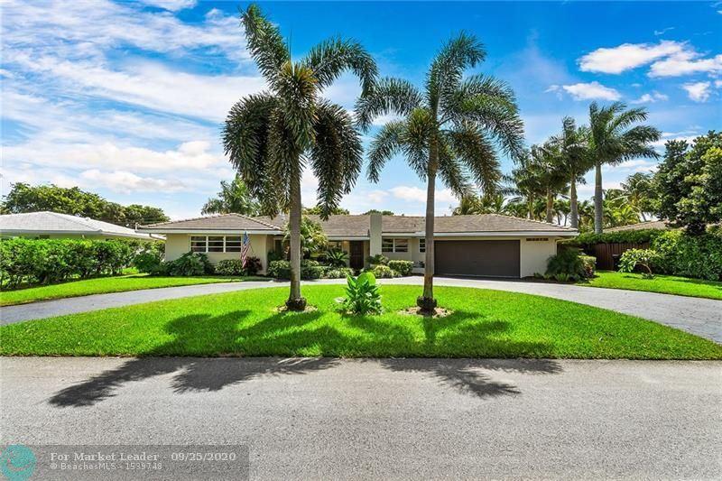 Photo of 2724 NE 34TH ST, Fort Lauderdale, FL 33306 (MLS # F10249611)