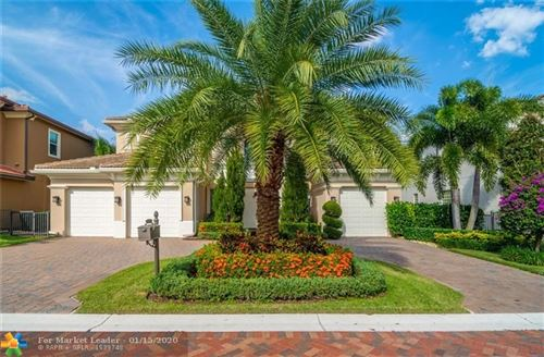 Photo of 6413 Montesito St, Boca Raton, FL 33496 (MLS # F10199612)