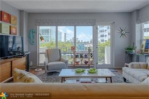 Photo of 340 Sunset Dr #401, Fort Lauderdale, FL 33301 (MLS # F10175613)