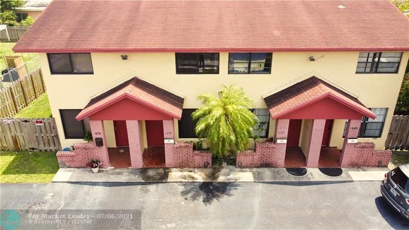 1654 NE 151st St, North Miami Beach, FL 33162 - #: F10281613