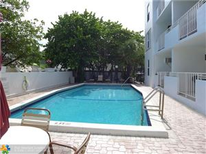 Tiny photo for 2900 Banyan St #308, Fort Lauderdale, FL 33316 (MLS # F10193614)