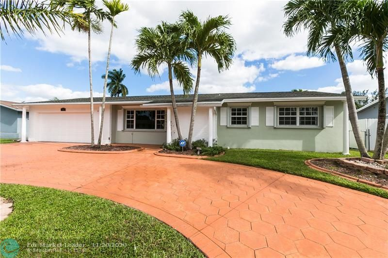 Photo of 2131 NW 104th Ave, Pembroke Pines, FL 33026 (MLS # F10259614)