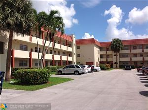 Photo of 2851 Sunrise Lakes Dr #201, Sunrise, FL 33322 (MLS # F10174616)