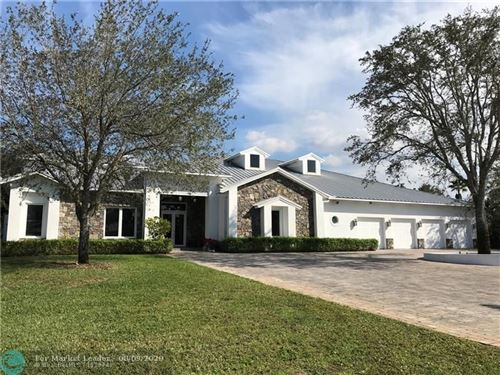 Photo of Listing MLS f10195617 in 5100 SW 198 TER Southwest Ranches FL 33332