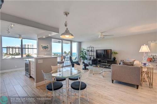 Photo of 5200 N Ocean Blvd #508, Lauderdale By The Sea, FL 33308 (MLS # F10219617)