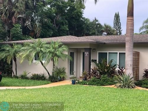 Photo of 1838 NE 26th Ave #A, Fort Lauderdale, FL 33305 (MLS # F10238617)
