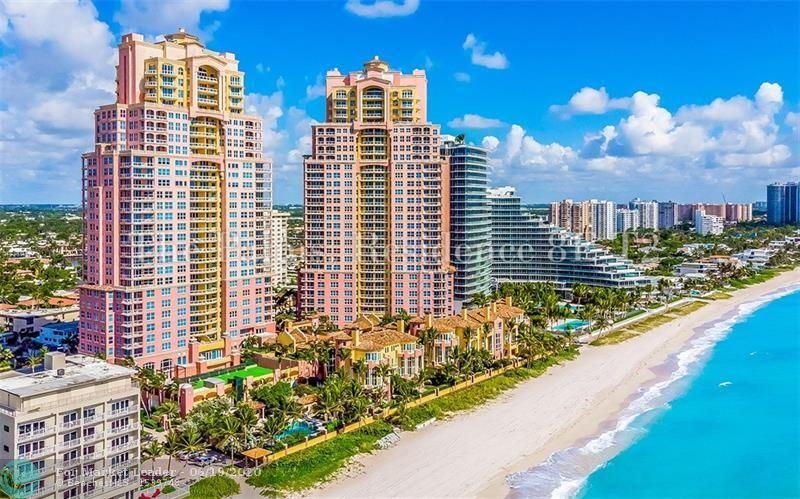 Photo of 2110 N Ocean Blvd #8E, Fort Lauderdale, FL 33305 (MLS # F10234617)