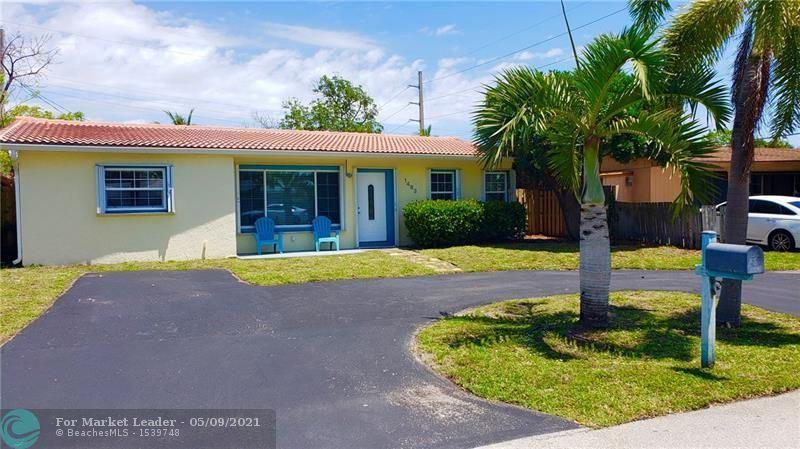 1463 NE 28th Ct, Pompano Beach, FL 33064 - #: F10283617