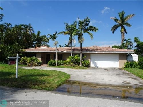 Photo of 2457 NE 27th Ter, Fort Lauderdale, FL 33305 (MLS # F10284618)