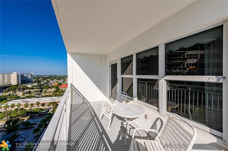 Photo of 3750 Galt Ocean Dr #1403, Fort Lauderdale, FL 33308 (MLS # F10215618)