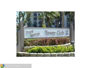 Photo of 2771 Riverside Dr #209-A, Coral Springs, FL 33065 (MLS # F10193619)