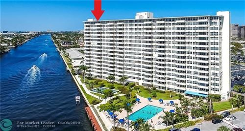 Tiny photo for 3200 NE 36th St #1707, Fort Lauderdale, FL 33308 (MLS # F10221619)